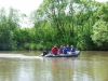 Bei den Kindern hoch im Kurs: Eine Schlauchbootfahrt mit der Wasserwacht Mörsdorf