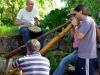 Musikvielfalt beim 1. Staudenkulturtag: Didge 'n' Drums